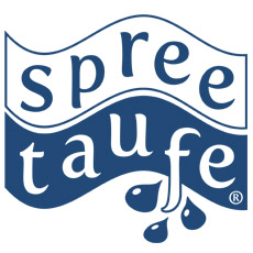 Logo: Souvenir Berlin Spreetaufe