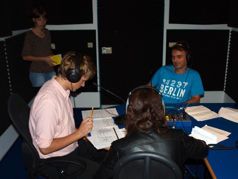 Radiosendung BerlinImPuls