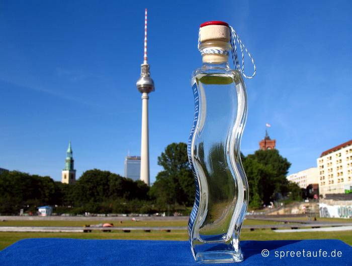 Spreetaufe Souvenir Berlin
