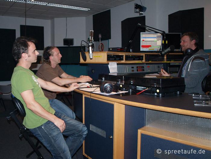 Radiosendung URBNZ Berlin