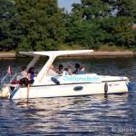Spree Berlin Rundfahrt mit Solarboot