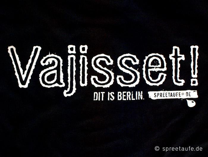 T-Shirt Berlin Vajisset!